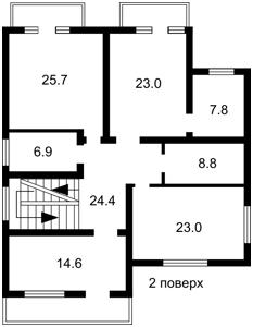 Будинок Ворзельська, Ворзель, Z-380069 - Фото 4