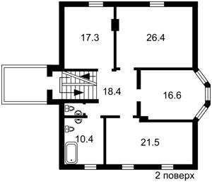 Дом H-44468, Малышко, Чайки - Фото 6