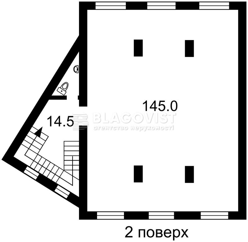 Нежилое помещение, R-26371, Бандеры Степана просп. (Московский просп.), Киев - Фото 3