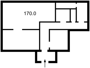 Нежилое помещение, F-41747, Святослава Князя, Старые Петровцы - Фото 1