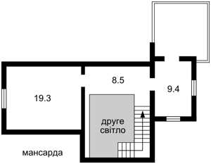 Дом Соболевка (Броварской), A-110233 - Фото 3