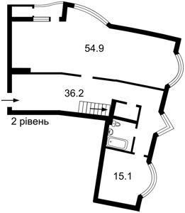Квартира Урлівська, 11а, Київ, Z-497046 - Фото3