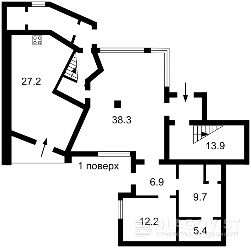 Дом Z-456961, Стеценко, Киев - Фото 2