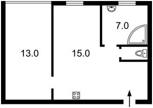 Квартира Лесі Українки бул., 19, Київ, H-44539 - Фото 2