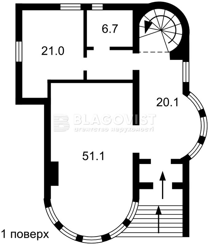 Дом R-3608, Северная, Петропавловская Борщаговка - Фото 6