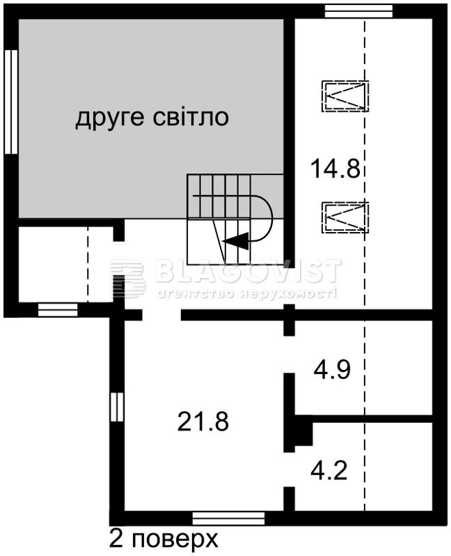 Дом F-41854, Центральная, Киев - Фото 3