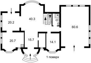 Дом Софиевская, Хотов, F-41864 - Фото 2