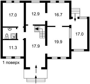Дом F-41908, Майская, Малая Александровка - Фото 3