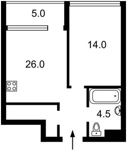 Квартира Предславинская, 53, Киев, E-38567 - Фото 2