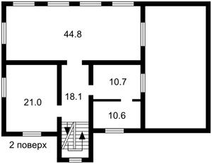 Будинок Вишнева, Бориспіль, N-18136 - Фото 4