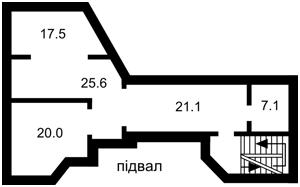 Нежитлове приміщення, Шота Руставелі, Київ, A-110312 - Фото2
