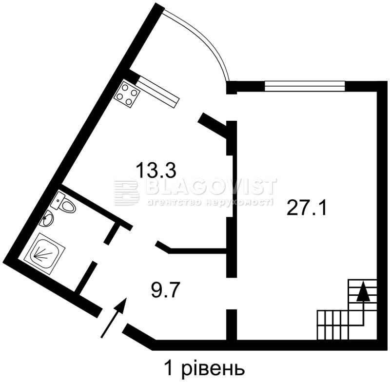 Квартира Z-546008, Оболонская набережная, 3, Киев - Фото 4