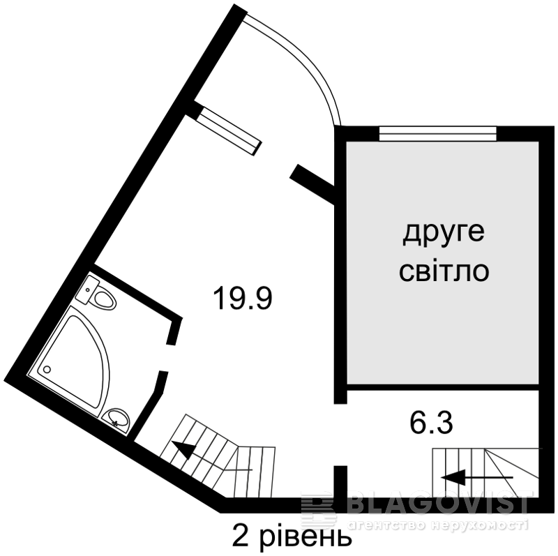 Квартира Z-546008, Оболонская набережная, 3, Киев - Фото 5