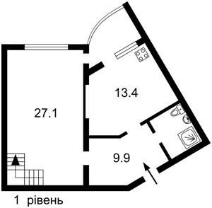 Квартира Оболонська набережна, 3 корпус 3, Київ, R-26801 - Фото2