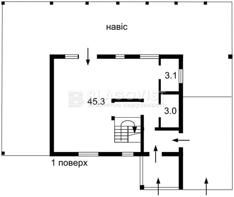 Дом M-35573, Приозерная, Вишенки - Фото 4