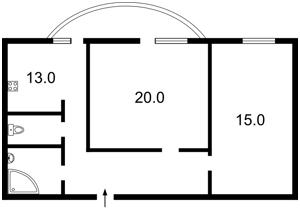 Квартира Z-1766054, Никольско-Слободская, 2в, Киев - Фото 7