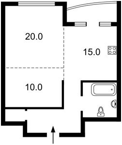 Квартира Жилянская, 59, Киев, F-39501 - Фото2