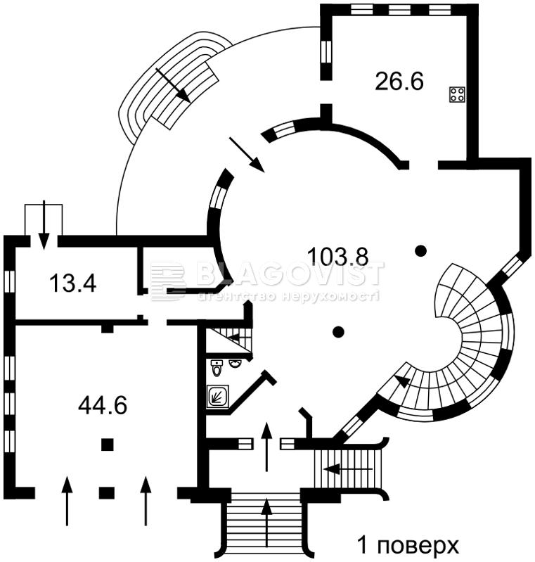 Дом E-38693, Лебедевка (Вышгородский) - Фото 5