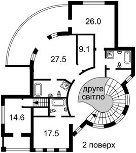 Дом E-38693, Лебедевка (Вышгородский) - Фото 6
