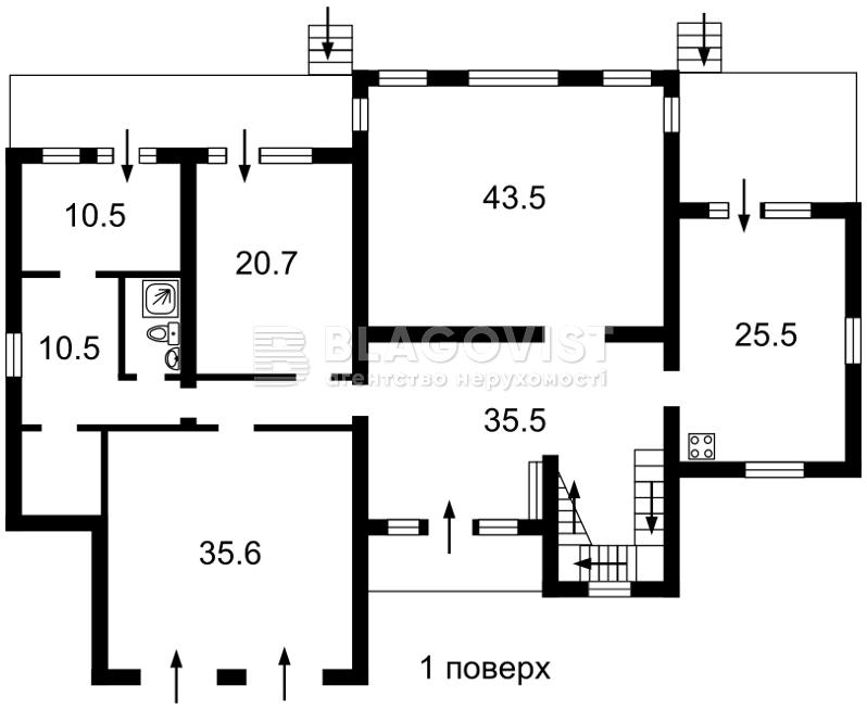 Дом H-44711, Горбовичи - Фото 4