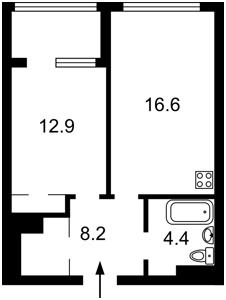Квартира Предславинская, 40, Киев, F-42027 - Фото2