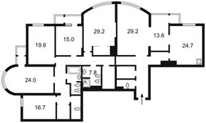 Квартира Шевченка Т.бул., 27б, Київ, M-35783 - Фото2