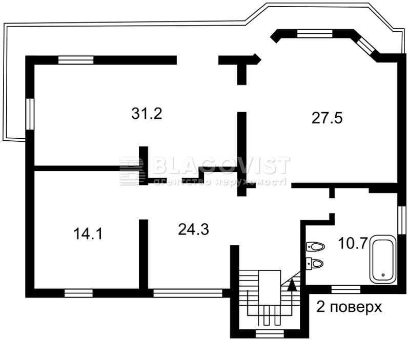 Дом A-110470, Гатное - Фото 5
