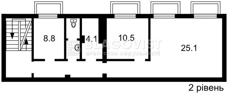 Офис, Z-382969, Коломыйский пер., Киев - Фото 4