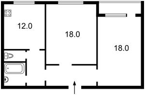 Квартира Ломоносова, 83а, Киев, Z-563650 - Фото2
