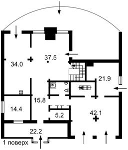 Дом Дружбы, Княжичи (Броварской), M-35964 - Фото 2