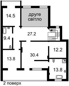 Будинок Дружби, Княжичі (Броварський), M-35964 - Фото 3