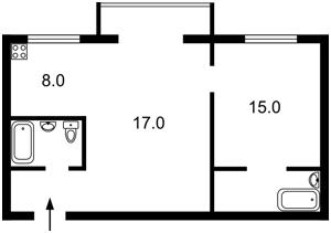 Квартира Велика Васильківська, 114, Київ, R-27947 - Фото2