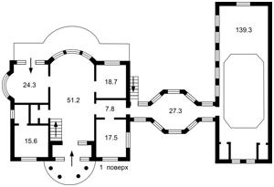 Будинок Іванковичі, F-42201 - Фото 4