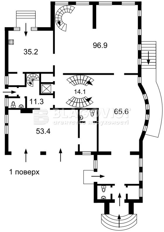 Будинок P-26639, Тимірязєвська, Київ - Фото 5
