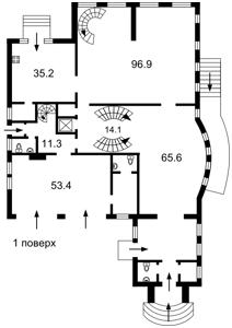 Дом Тимирязевская, Киев, P-26639 - Фото 4