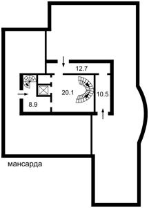 Дом Тимирязевская, Киев, P-26639 - Фото 6
