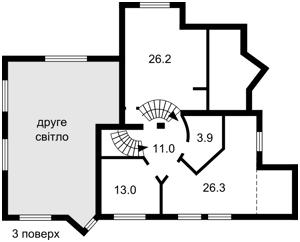 Будинок Козин (Конча-Заспа), R-25460 - Фото 5
