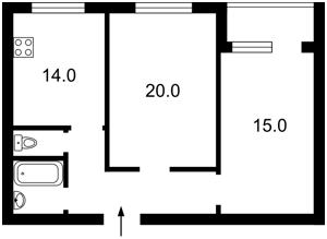 Квартира Чоколовский бул., 8, Киев, Z-1378585 - Фото2