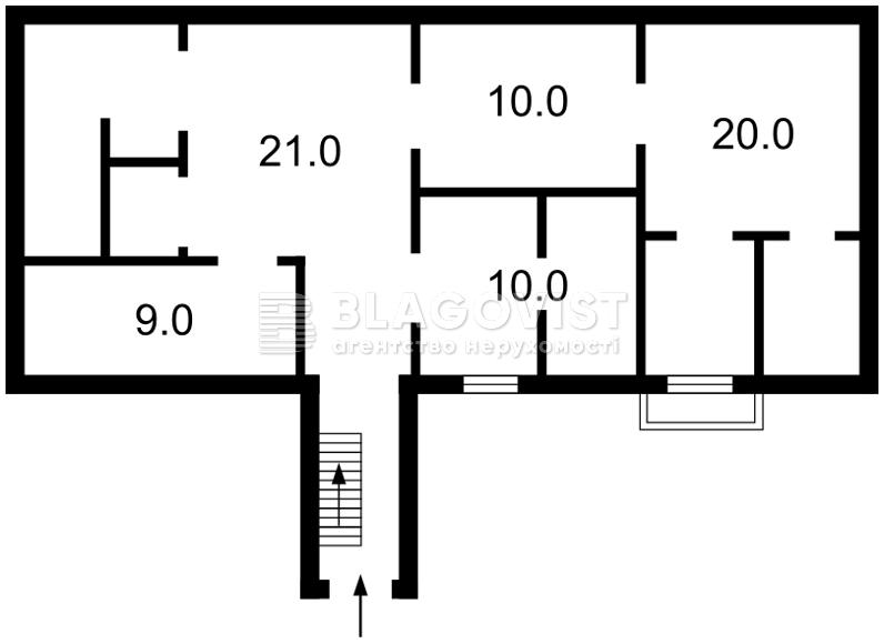 Нежилое помещение, Z-578128, Пасхалина Юрия (Ильича), Киев - Фото 2