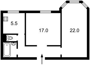 Квартира Прорезная (Центр), 13, Киев, R-27205 - Фото2