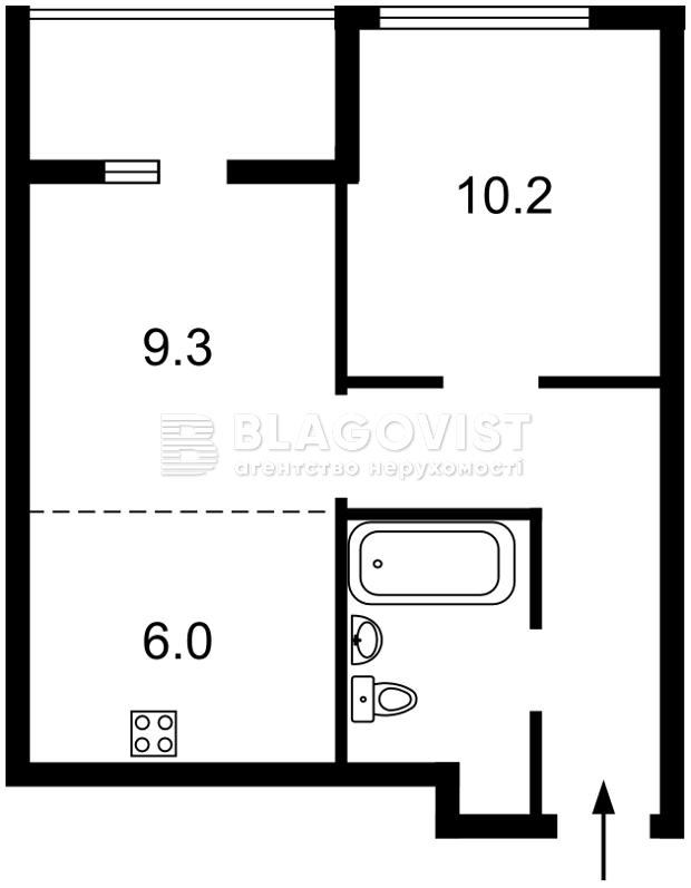Квартира Z-561455, Тираспольская, 58, Киев - Фото 3