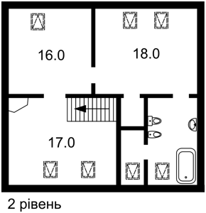 Квартира Хмельницького Богдана, 66, Київ, R-28803 - Фото 3