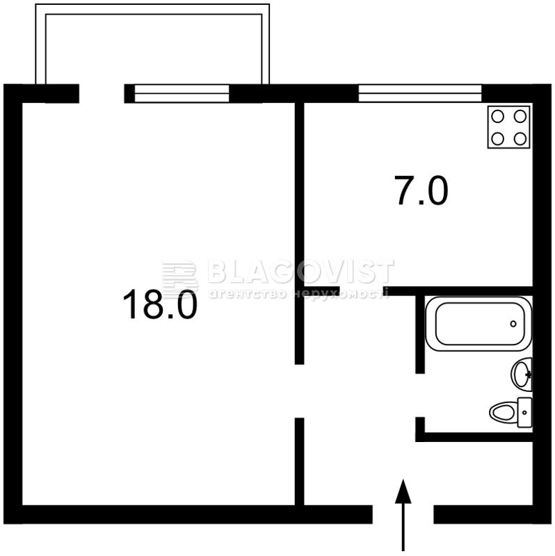 Квартира F-2376, Мечникова, 8, Киев - Фото 4
