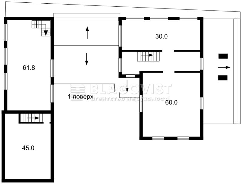 Окремо розташована будівля, Z-575231, Лютневий пров., Київ - Фото 4