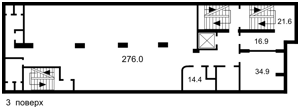 Нежилое помещение, Лобановского, Чайки, R-28412 - Фото 4