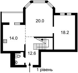Квартира Бажана Николая просп., 12, Киев, C-106879 - Фото2