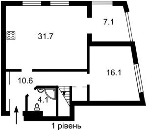 Квартира Жмаченко Генерала, 28 корпус 3, Киев, P-26788 - Фото2