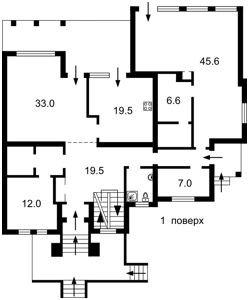 Дом Зеленая, Княжичи (Броварской), M-36250 - Фото 3