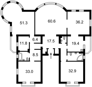 Apartment Protasiv Yar, 8, Kyiv, C-106900 - Photo2