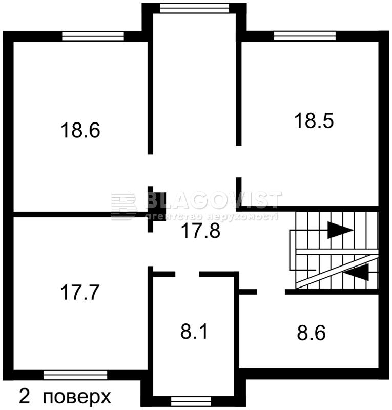 Дом Z-1156989, Революции, Буча (город) - Фото 6